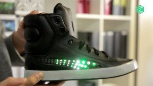 Studio XO LED trainers